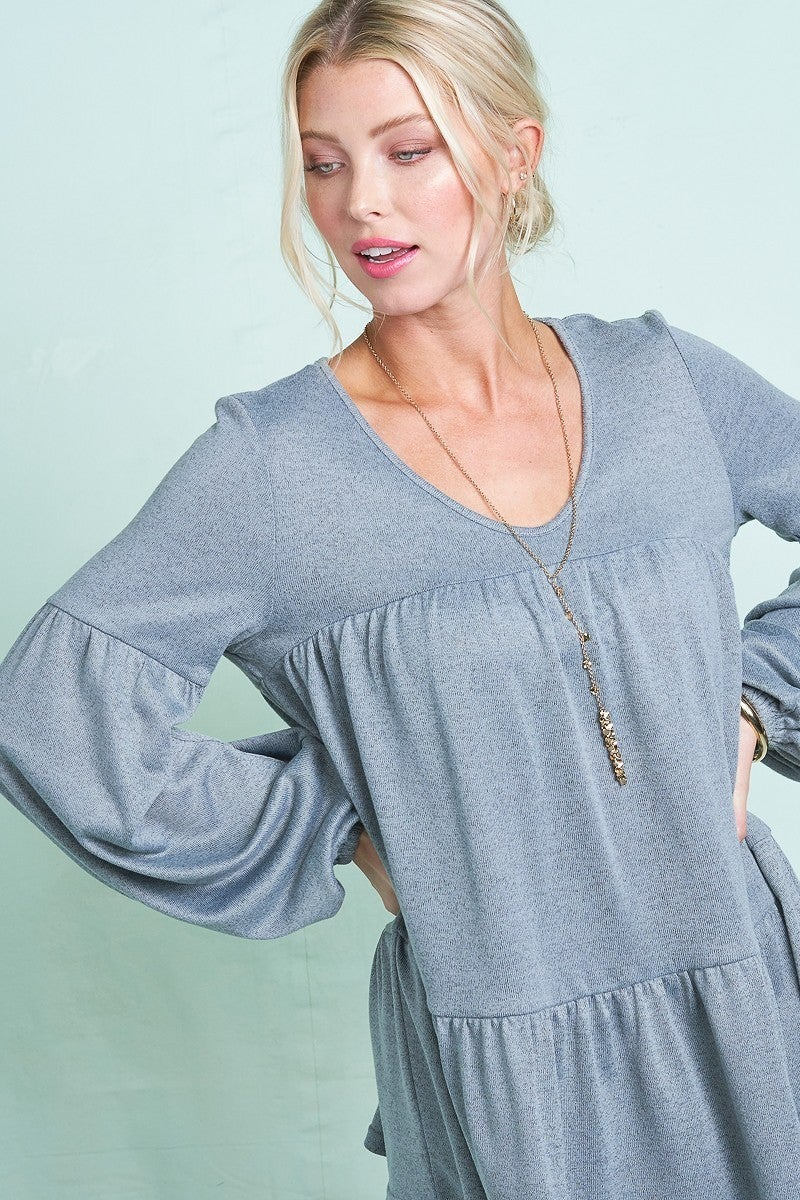 The Stacey Tunic Top