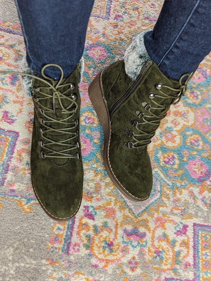 Corky's Fox Bay Boots