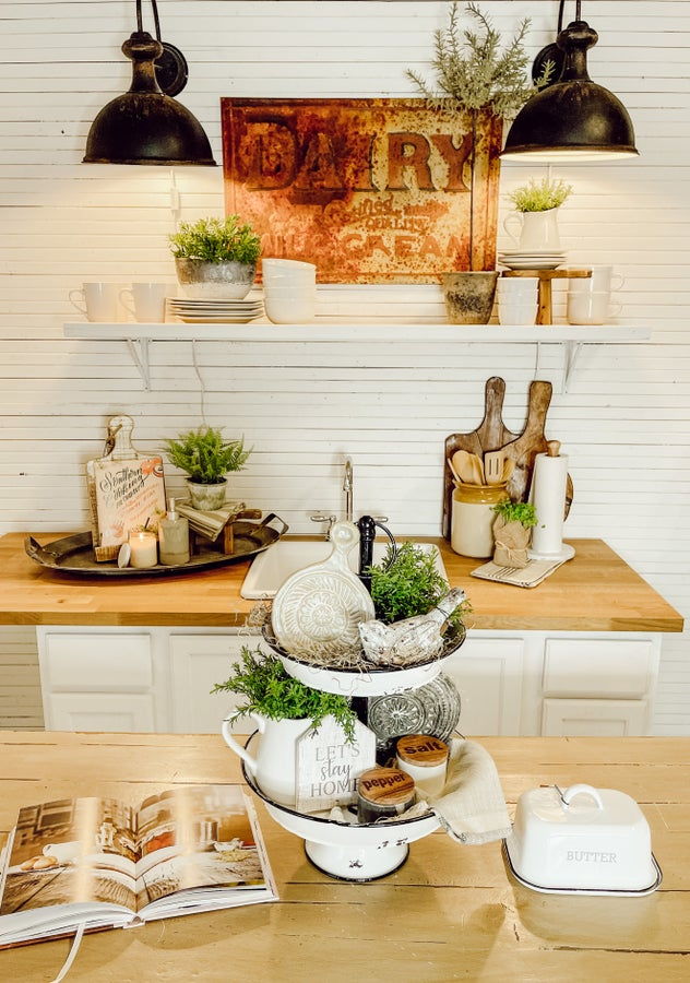 The Vintage Cottage Collection