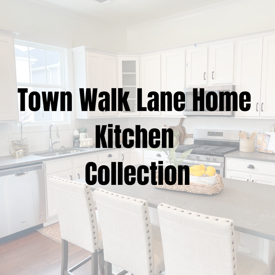 Town Walk Lane Home Kitchen Collection