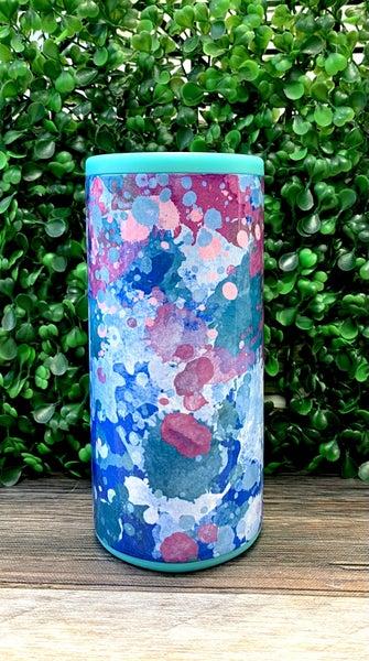 Artist Speckle Swig Can Cooler