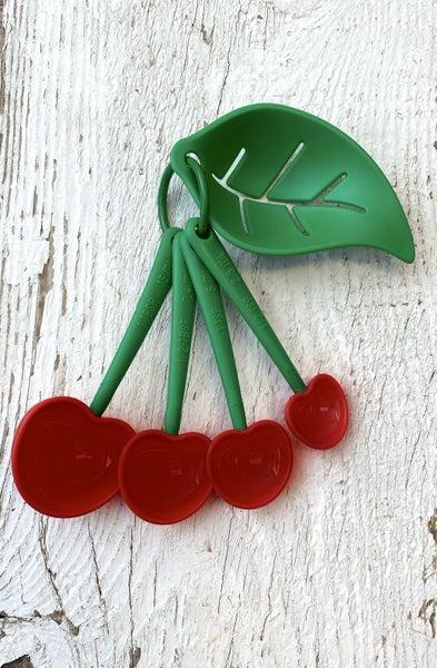 Cherry Measuring Spoon
