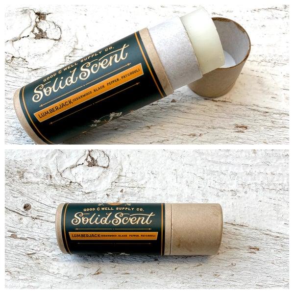 Lumberjack Unisex Solid Fragrance