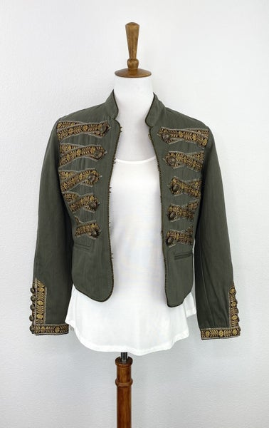 Something Special Army Jacket
