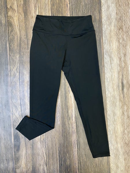The Charlie Compress Yourself Gym Leggings in Black
