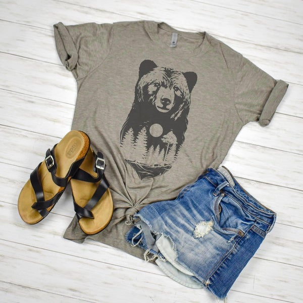 The Grizzly Tee
