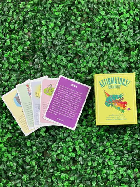 50 Creative Affirmation Cards