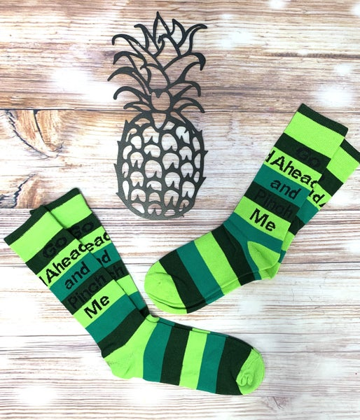 Pinch Me Socks