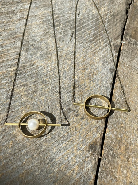 The Hypatia Necklace Collection