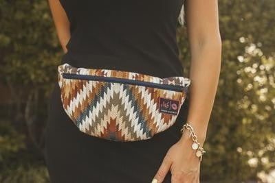 The Canyon Makeup Junkie Fanny Pack