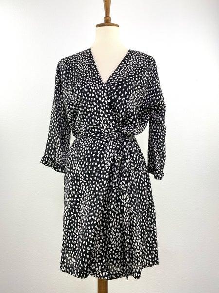 The Wilshire Wrap Dress