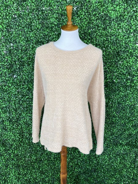 The Vivian Cozy Pullover Sweater