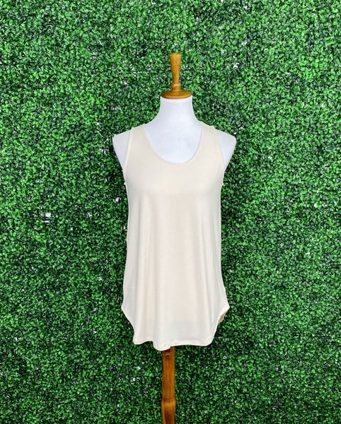 Favorite Swing Tank in Taupe