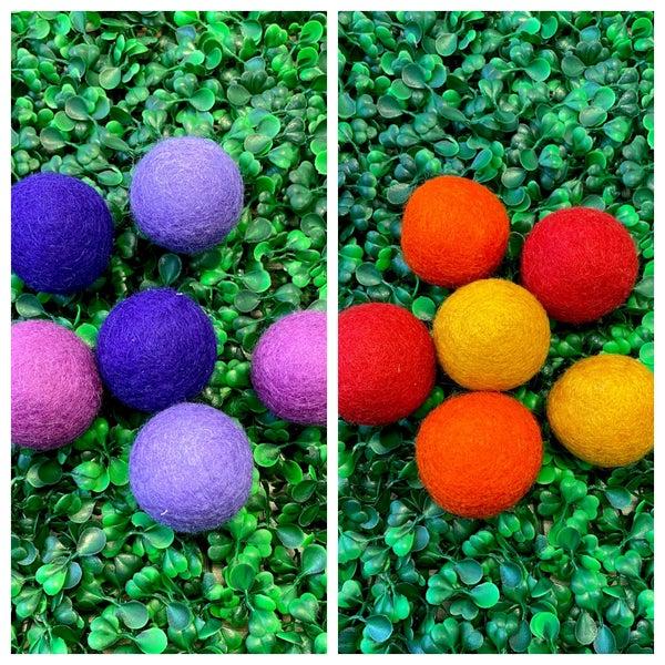 The Eco Pet Toy Balls