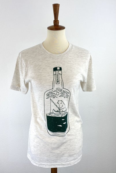 Whiskey Bear Tee