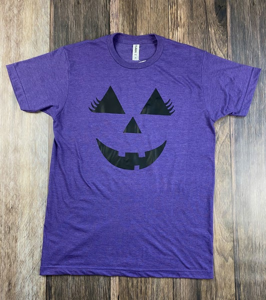 Purple Pumpkin Tee