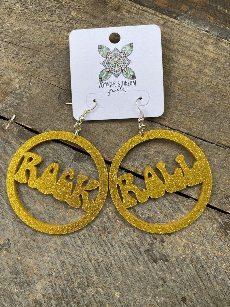 Rock + Roll Earrings