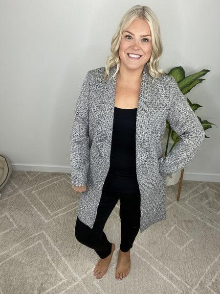 Twirl Me In Tweed Jacket