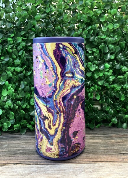 Purple Rain Swig Can Cooler