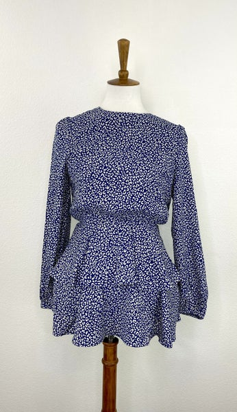 Lily Leopard Dress