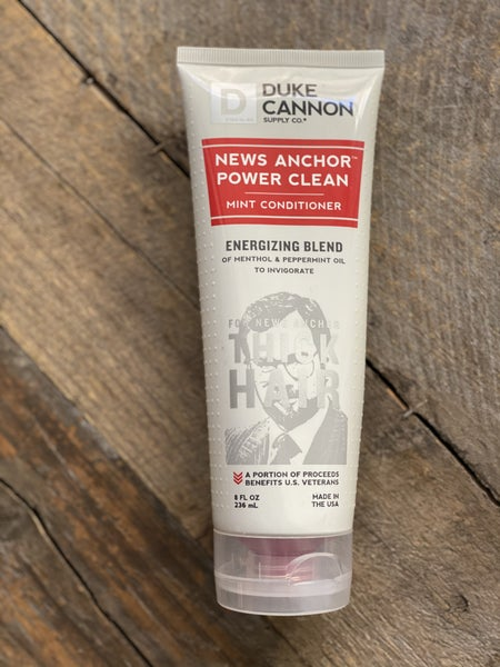 News Anchor Power Clean Mint Conditioner