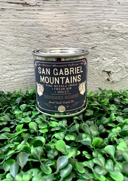 San Gabriel Mountains Incense