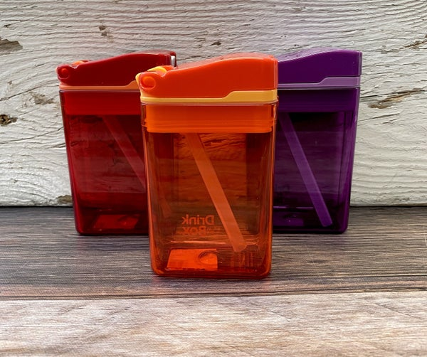 8oz Reusable Juice/Beverage Box
