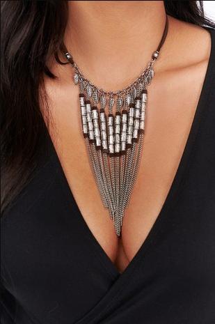 The Plains Bib Necklace