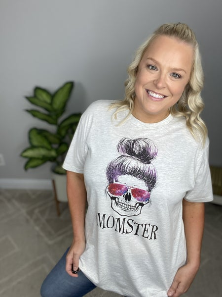 #MOMSTER Tee