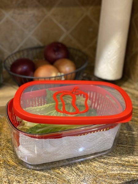 The Veggie + Fruit Keeper