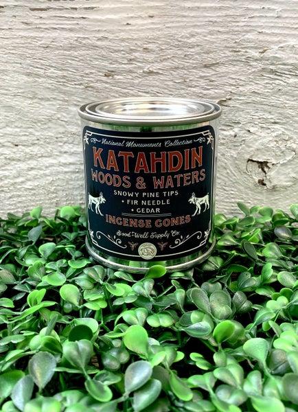 Katahdin Woods & Water Incense