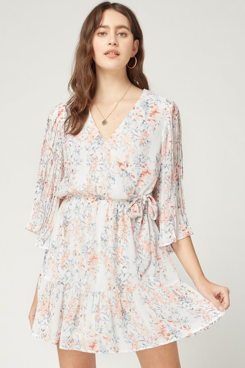 Pretty Like A Flower Dress