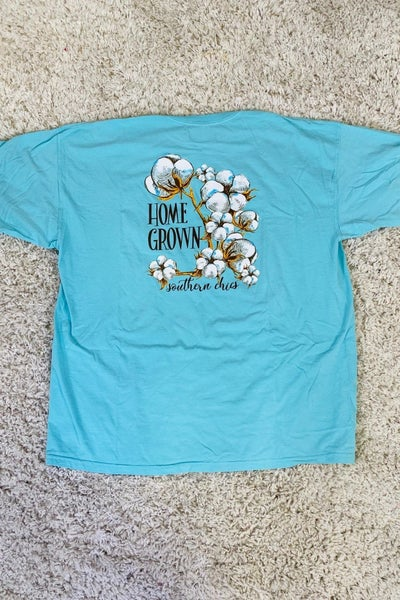 Cotton Grown Graphic Tee