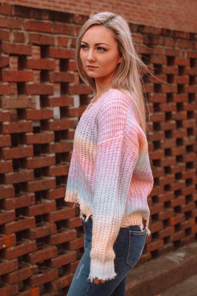 Crazy Idea Sweater