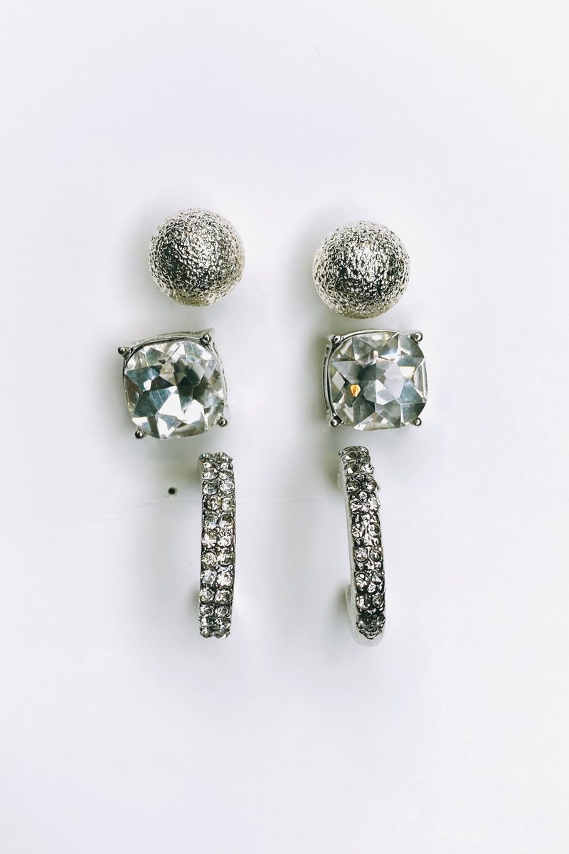 More Than Ever Earring Set