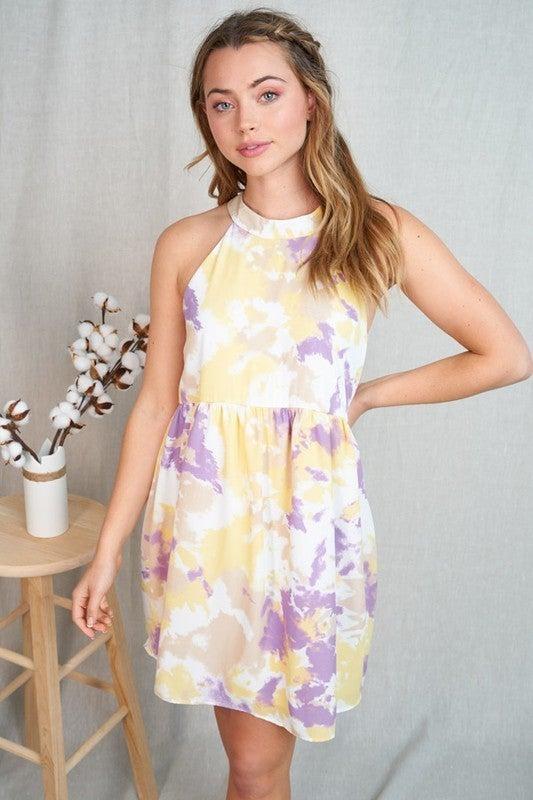Bottom Of The List Dress