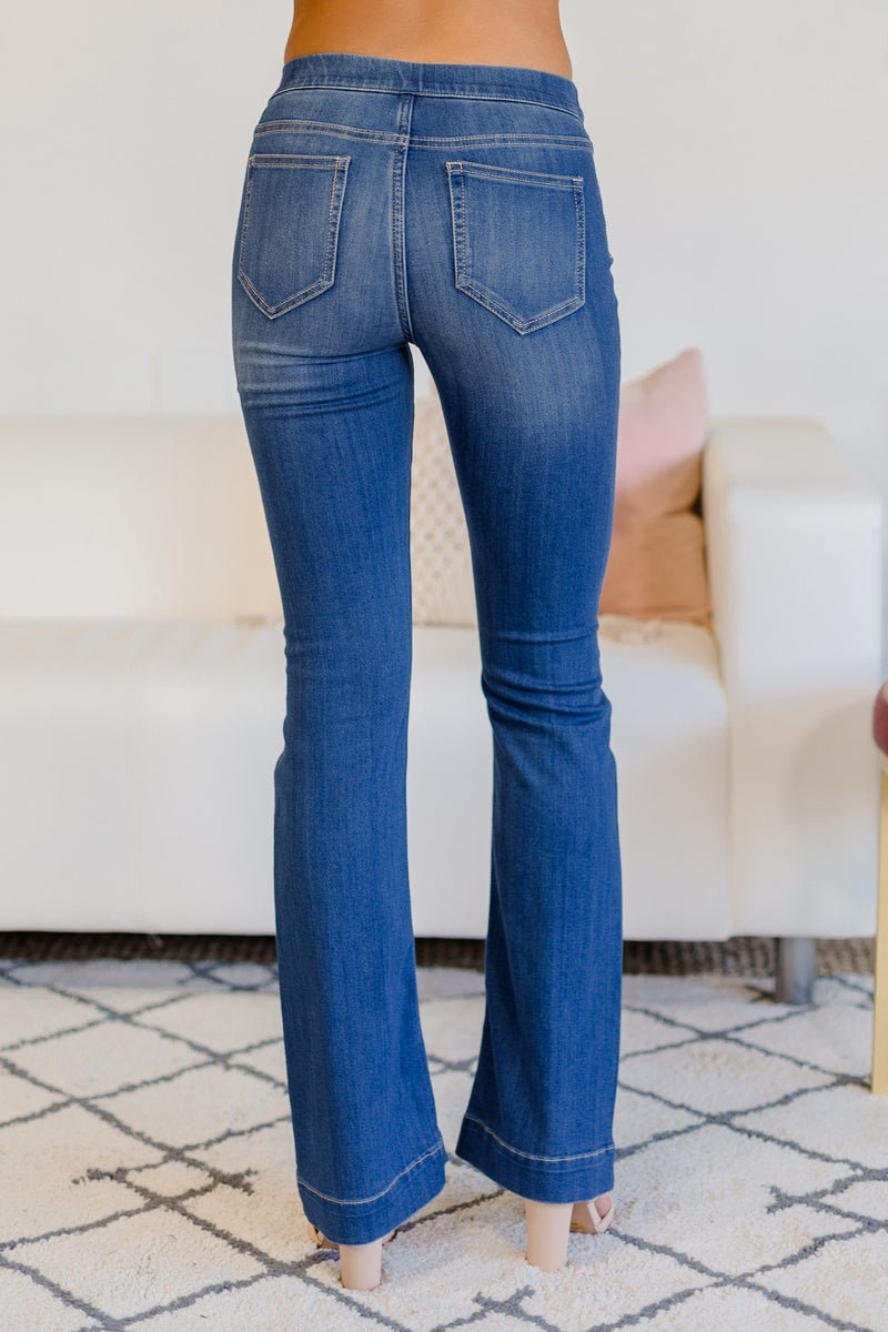 Perfect Flare Of Jeans