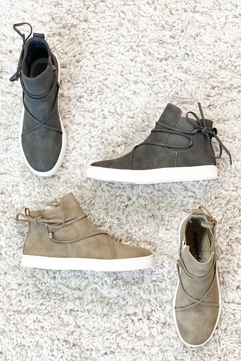 Stomp With Sass Sneaker