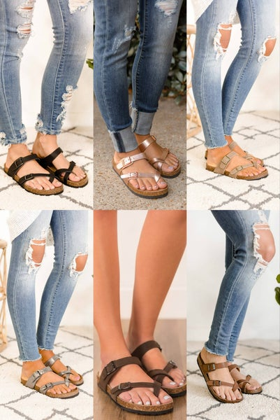 Go Your Own Way Sandal