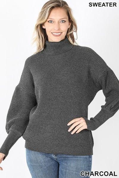 Winter Walks Sweater