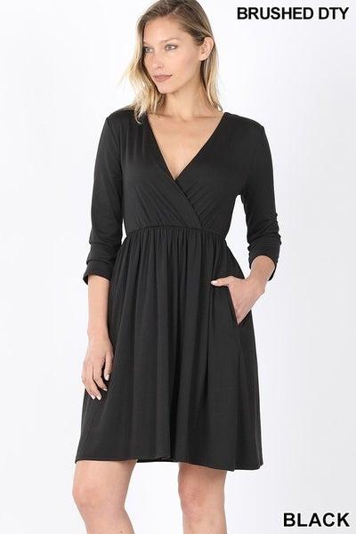 Roaming Free Dress