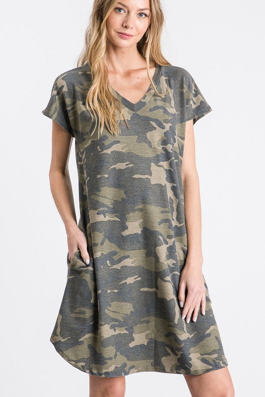Conceal My Love Dress