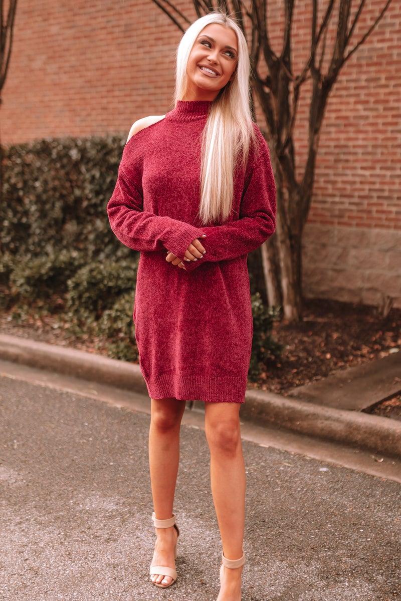 Written In A Song Sweater Dress