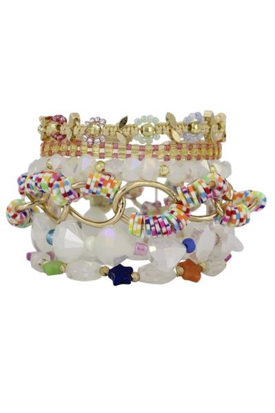 Morocco Erimish Bracelet Stack