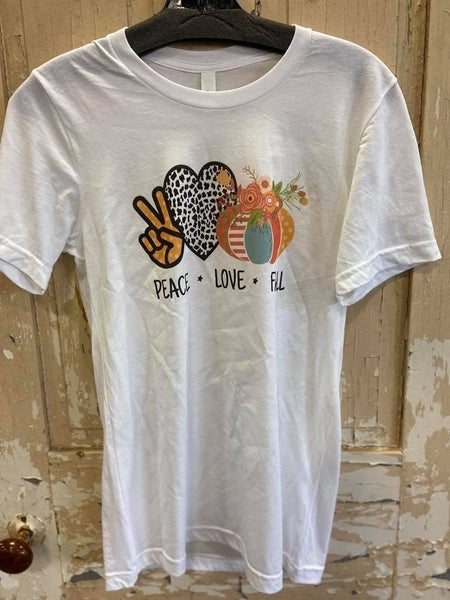 Love Fall Graphic Tee