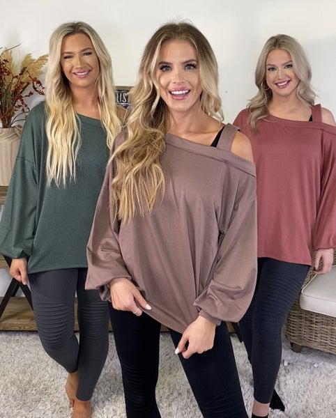 Clear Attraction Sweatshirt