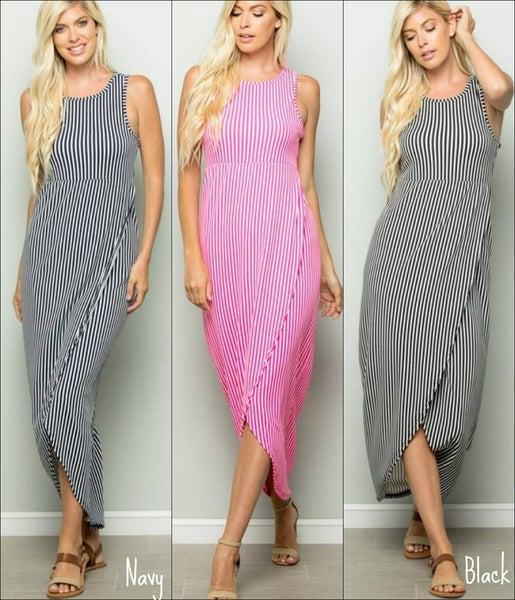 Oh My Sweet Stripes Dress