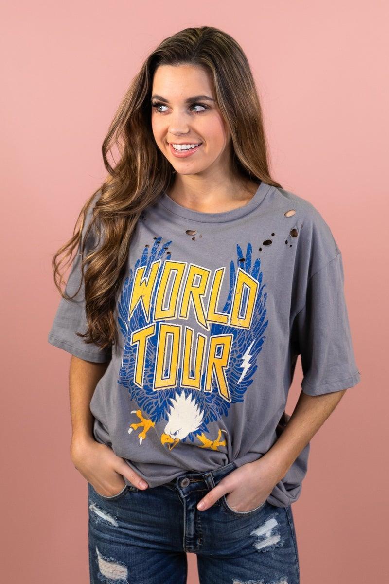 World Tour Graphic Tee