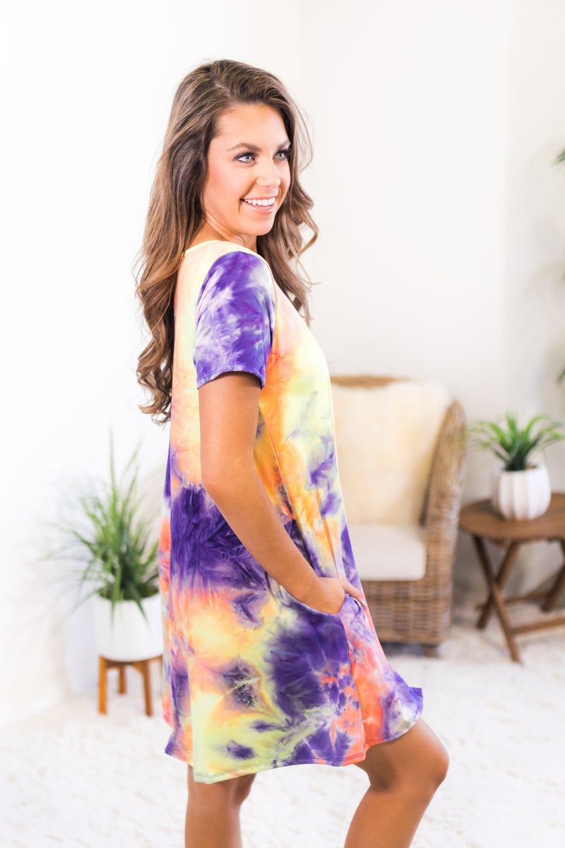 Wonderfully Adored Dress