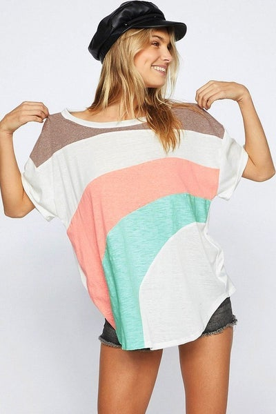 Flying Solo Top